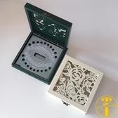 兒童乳牙盒男女孩紀念品收納盒胎毛乳牙收藏盒【雲木雜貨】