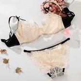 成套內衣免運●仙朵瑞拉 平價 法式內衣超薄透氣杯●預購白咖粉紅黑米色[U1341]滿額送愛康衛生棉