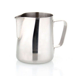 花式咖啡 卡布奇諾必備工具不鏽鋼 350ml拉花杯