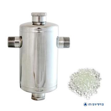 TH-500 管路抑垢器 (防止紅水、結垢-適用各型熱水器、太陽能熱水器、加熱設備、冷卻設備)