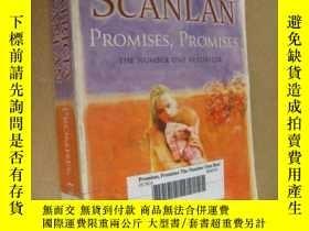 二手書博民逛書店Promises,罕見Promises 英文原版 大32工 較厚Y146810 Patricia Scanla