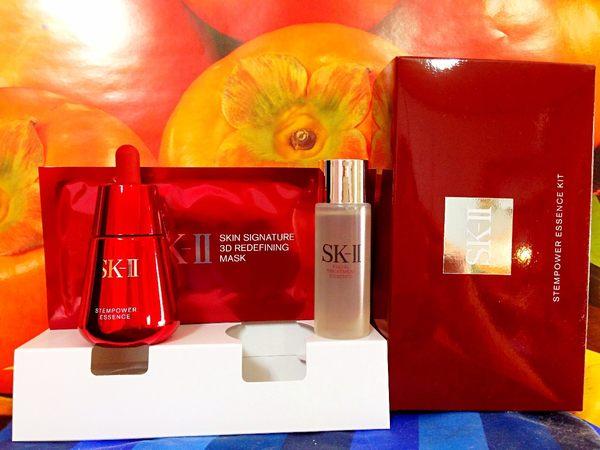 SK-II SKII SK2 肌源新生賦活精萃30ML+青春露30ML+雙面膜1片(肌源精萃體驗組)