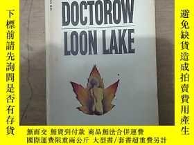二手書博民逛書店【英文原版】Loon罕見LakeY14465 出版1980