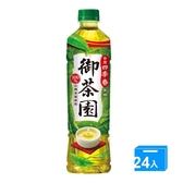 御茶園台灣四季春茶PET550ml*24【愛買】