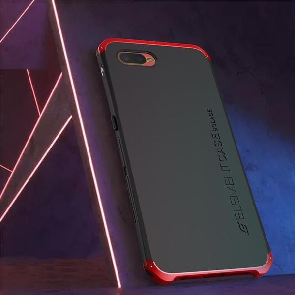 OPPO R9 R9s R9s Plus 金屬手機殼 SOLACE TPU 金屬邊框 個性創意保護套