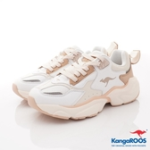 KangaROOS休閒運動款系列 KW01181 奶茶色 (女段)