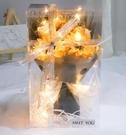 生日禮物花香皂花創意