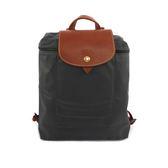 【LONGCHAMP】LE PLIAGE尼龍折疊後背包(槍銅色)1699089300