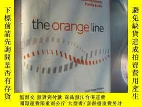 二手書博民逛書店The罕見Orange :a woman guide to in