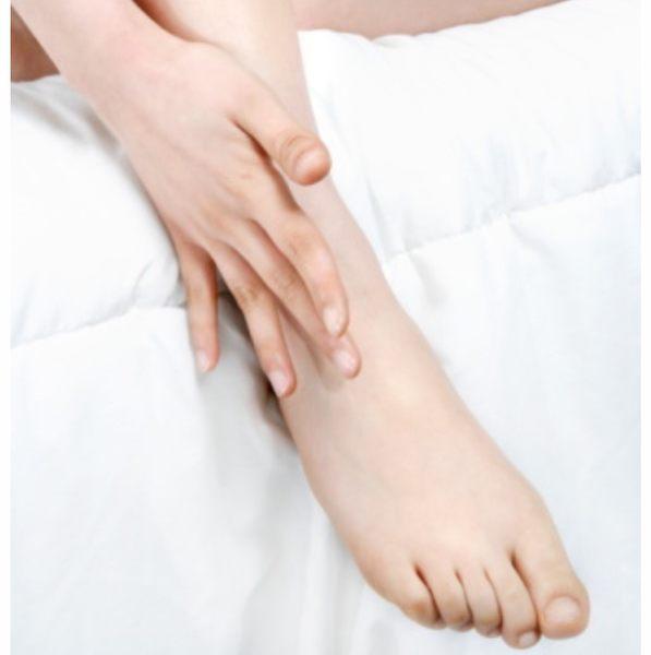 【艾莉娜藝術指甲】足部基礎護理保養
