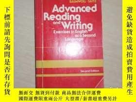 二手書博民逛書店Advanced罕見Reading and Writing: E