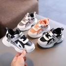 兒童男鞋 男童運動鞋1-5歲3春夏加絨保暖寶寶小童潮鞋4老爹鞋兒童2女童棉鞋【快速出貨八折搶購】