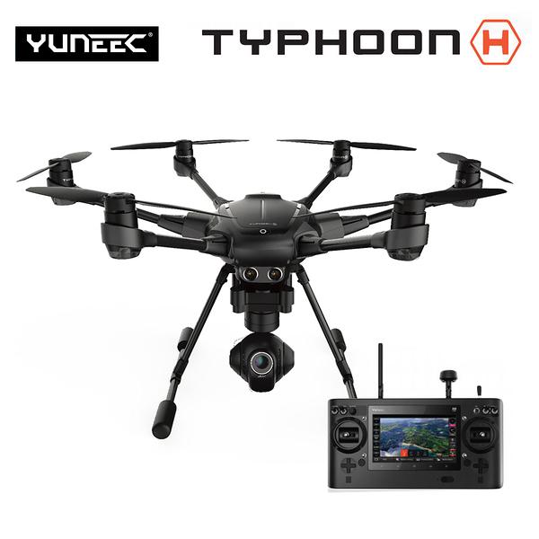 限量大降價【意念數位館】YUNEEC Typhoon H Brochure 六軸4k高清空拍機
