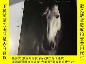 二手書博民逛書店英文原版:HORSES罕見MASTER PORTRAITS 馬的