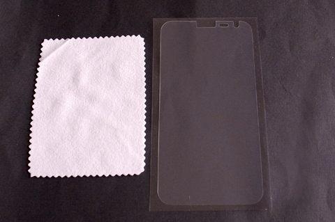 晶鑽手機螢幕保護貼 ASUS PadFone 2(A68)/PadFone II 抗炫 光學級材質