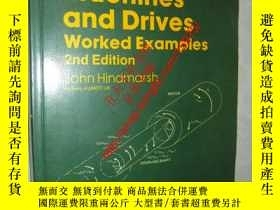 二手書博民逛書店Electrical罕見Machines and Drives: