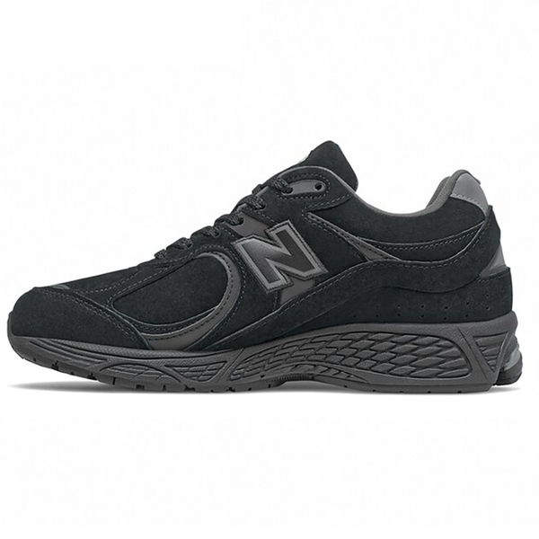 【現貨】New Balance 2002R 男鞋 慢跑 休閒 D楦 輕量 復古 黑【運動世界】ML2002RO