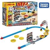 【SAS】日本限定 TAKARA TOMY プラレール 陪樂兒系列 壽司郎聯名 火車軌道 迴轉壽司小火車套組