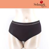 selmark出清-高彈素面M-XL丁褲.高腰褲(肤.黑)S10101.03