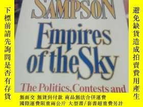 二手書博民逛書店ANTHONY罕見SAMPSON Empires of the