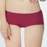 【瑪登瑪朵】Soft Up  低腰平口萊克褲(莓紫)(未滿2件恕無法出貨,退貨需整筆退)