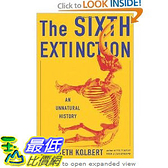 【103玉山網】 2014 美國銷書榜單 The Sixth Extinction: An Unnatural History   $1144