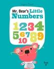 Mr. Bear's Little Numbers 小熊的數字學習書