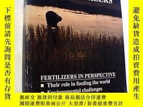 二手書博民逛書店agriculture罕見and fertilizers,fertilizers in perspective