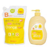 PiYo 黃色小鴨嬰幼兒 奶瓶洗潔劑1 罐1 補充包衛立兒 館