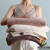 浴巾吸水速干長款大號毛巾家用比純棉柔軟不掉毛成人兒童裹巾【創世紀生活館】