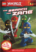 LEGO NINJAGO (樂高旋風忍者): THE SEARCH FOR ZANE