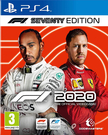 PS4 F1 一級方程式賽車 2020(...