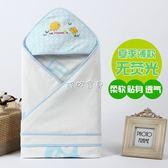 嬰兒被 新生兒純棉包被嬰兒抱被抱毯被子初生嬰兒襁褓包巾春夏季寶寶用品 珍妮寶貝
