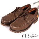 經典帆船鞋鞋面+耐磨登山鞋底設計百搭XES雷根帆船鞋是你必備單品無論是正式OR休閒裝扮 一雙OK