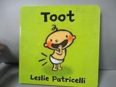【書寶二手書T8/少年童書_ZHF】Toot_Patricelli, Leslie
