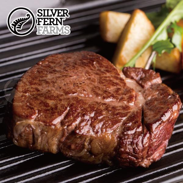 【599免運】紐西蘭銀蕨PS熟成巨無霸沙朗牛排~超厚切1片組(450公克/1片)