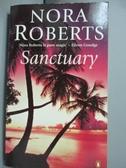 【書寶二手書T8/原文小說_GSD】Sanctuary_Nora Roberts