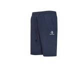 CONVERSE-男款深藍色休閒運動短褲-NO.10008929-A02