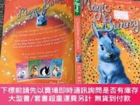 二手書博民逛書店Magic罕見Bunny: Classroom CapersY22224 Sue Bentley 著 Puf