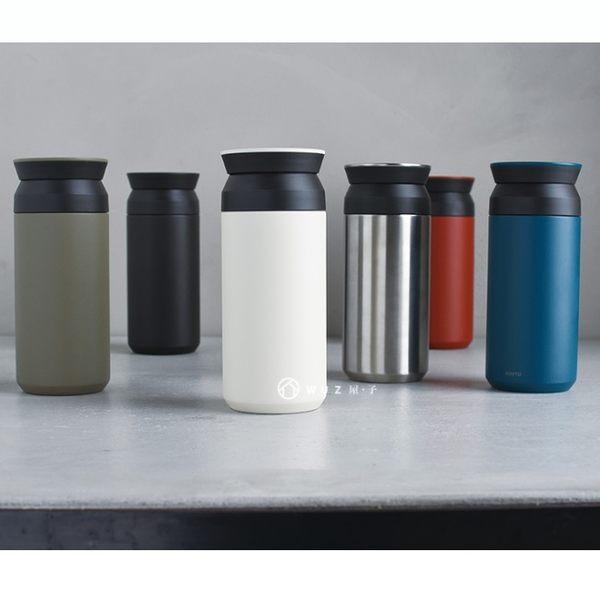 日本KINTO 隨行保溫瓶350ml │ 保溫杯 不銹鋼 隨身瓶 隨行杯 保溫保冷 好生活