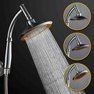多功能手持蓮蓬頭,耐摔的,質量過硬,兩種沐浴模式,手持、頂噴自由切換。(不含水管)