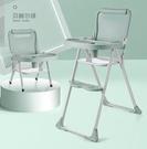 兒童餐椅 寶寶餐椅可折疊酒店便攜式兒童多功能寶寶吃飯座椅 餐桌座【快速出貨好康八折】