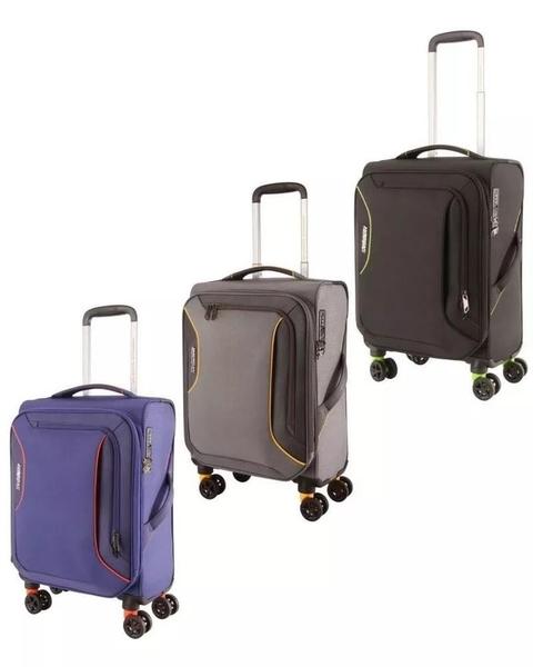 AMERICAN TOURISTER 美國旅行者【Applite 3.0S DB7】20吋登機箱 極輕2.0kg 雙軌輪 可擴充 (I04升級版)