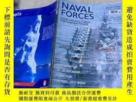 二手書博民逛書店NAVAL罕見FORCES NO.I 2007 VOL.XXVI