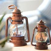 復古埃菲爾鐵塔水晶球馬燈創意生日禮物情人節擺設       SQ9068『寶貝兒童裝』TW『寶貝兒童裝』TW