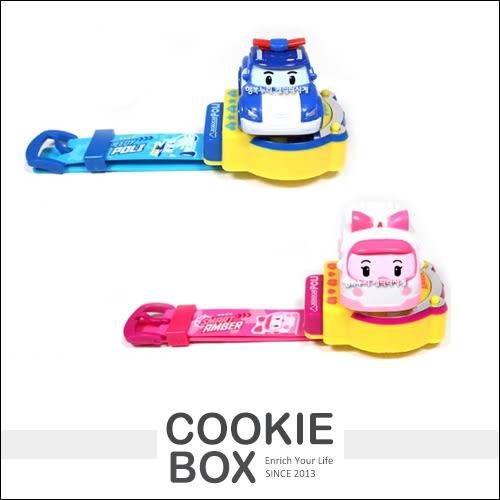 韓國 正版 ROBOCAR POLI 立體音樂造型手錶 波力 安寶 救援小英雄 *餅乾盒子*