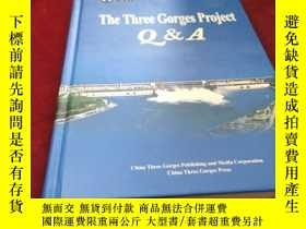 二手書博民逛書店The罕見Three Gorges ProjectY195258 出版2015
