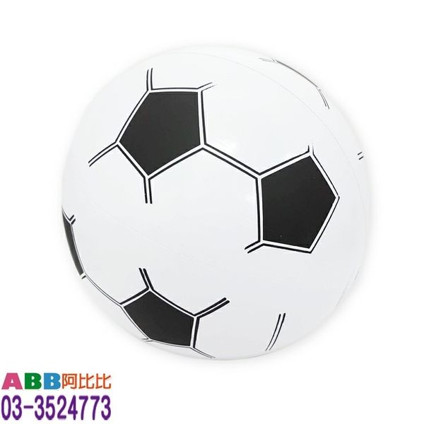 A1524★16吋充氣足球海灘球#皮球球海灘球沙灘球武器大骰子色子加油棒三叉槌子錘子充氣玩具