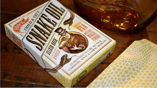 【USPCC撲克】Snake Oil Elixir Playing Cards