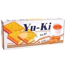Yu-Ki夾心餅-花生口味150g【愛買】